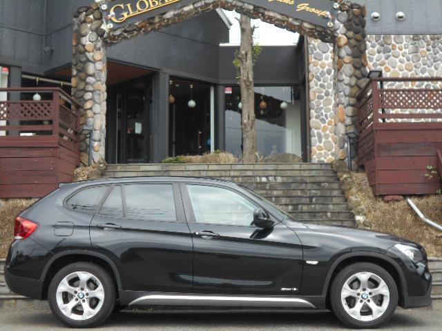BMW BMW X1 sDrive 18i 社外ナビ キセノン