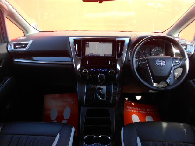 トヨタ ヴェルファイア 2.5Z Aエディション 10型SDナビ ツインムーンルーフ