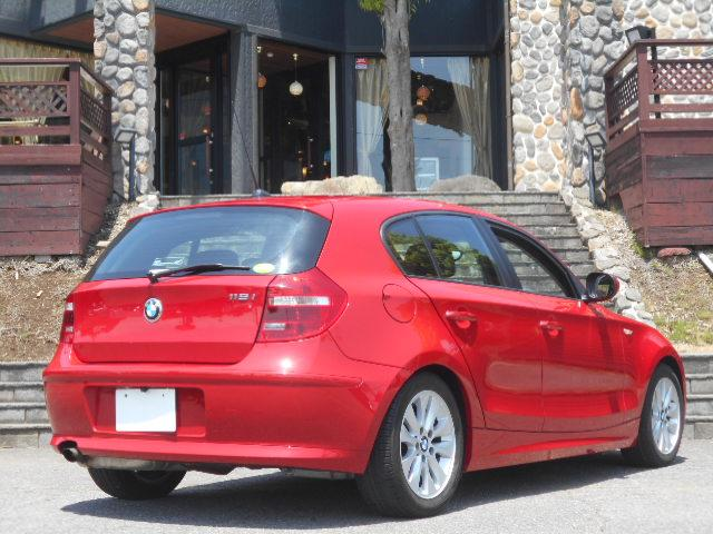 BMW BMW 116i 社外HDDナビ バックカメラ