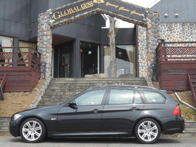 BMW BMW 320iツーリング Mスポーツパッケージ SR HDDナビ