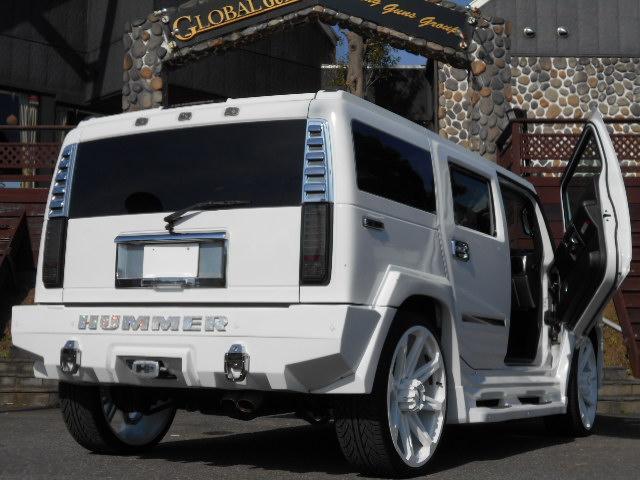 「ハマー」「ハマー H2」「SUV・クロカン」「茨城県」の中古車6