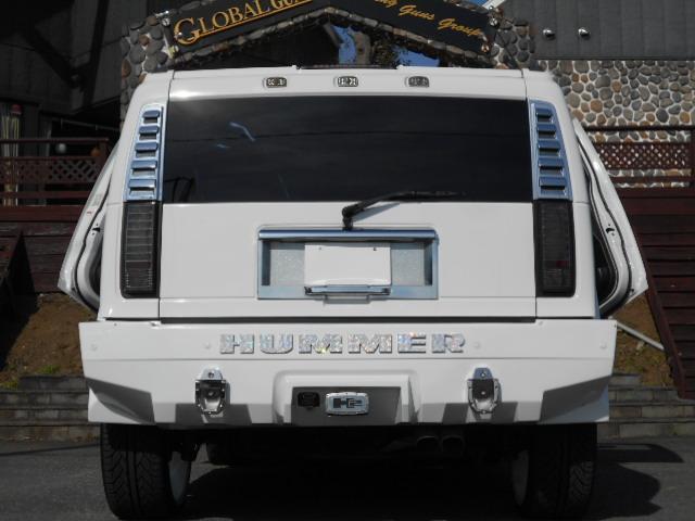 「ハマー」「ハマー H2」「SUV・クロカン」「茨城県」の中古車7