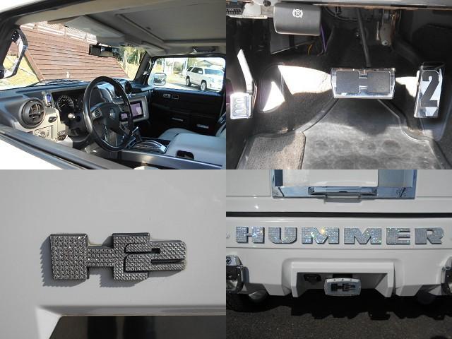 「ハマー」「ハマー H2」「SUV・クロカン」「茨城県」の中古車17