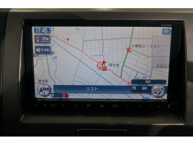 FX-Sリミテッド スマートキー HDDナビ ETC HID(17枚目)