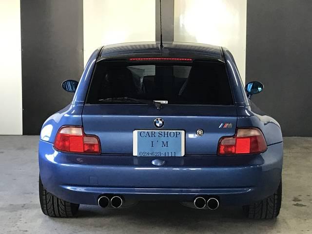 BMW BMW Mクーペ Mクーペ3.2 サンルーフ 純正17AW 本革 Mカラー
