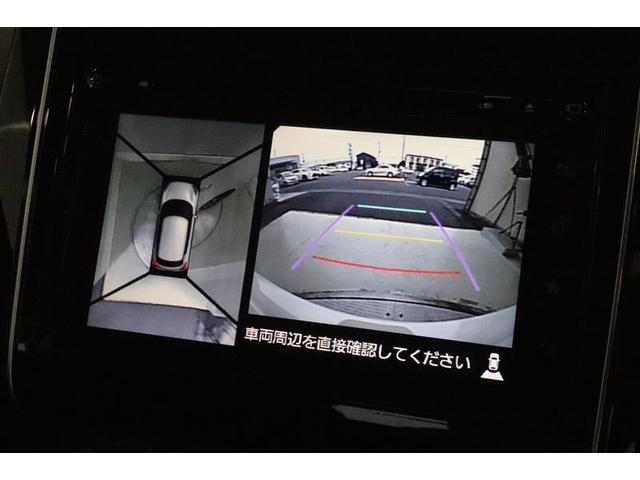ハイブリッドRS バックモニター付メーカー装着ナビ ETC 純正アルミ スマートキー 衝突被害軽減システム アイドリングストップ 盗難防止システム LEDヘッドランプ 横滑り防止装置 フルセグ DVD再生(6枚目)