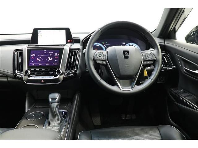 RSアドバンス Four 4WD 革シート スマートキー パワーシート 盗難防止システム ETC バックカメラ 横滑り防止装置 アルミホイール フルセグ ミュージックプレイヤー接続可 衝突防止システム LEDヘッドランプ(4枚目)