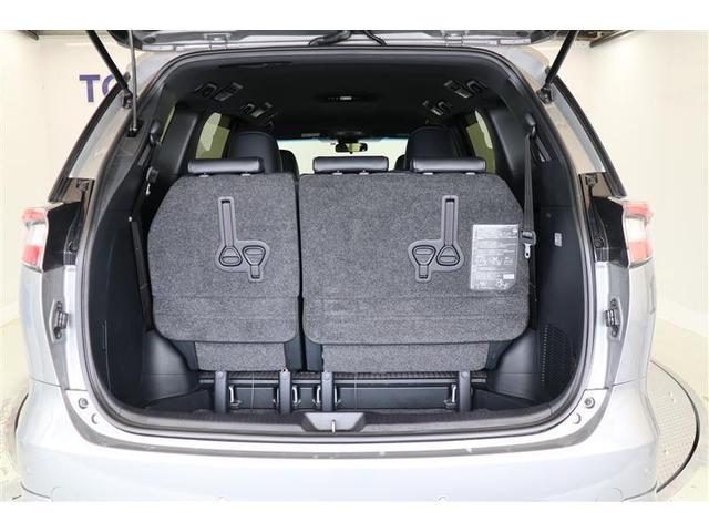 アエラス プレミアム-G 両側電動スライドドア ハーフレザーシート スマートキー パワーシート 盗難防止システム ETC バックカメラ 横滑り防止装置 アルミホイール 3列シート エアロ フルセグ ミュージックプレイヤー接続可(15枚目)