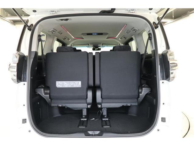 2.5Z 両側電動スライドドア スマートキー 盗難防止システム ETC バックカメラ 横滑り防止装置 アルミホイール 3列シート ワンセグ ミュージックプレイヤー接続可 衝突防止システム LEDヘッドランプ(15枚目)