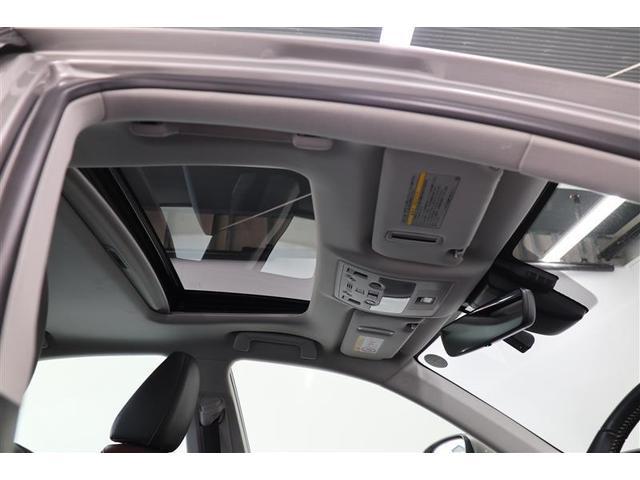 IS300h ワンオーナー車 サンルーフ 本革パワーシート メーカー装着ナビ ETC 純正アルミ(5枚目)