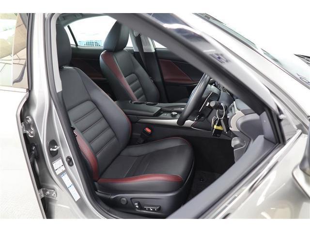IS300h ワンオーナー車 サンルーフ 本革パワーシート メーカー装着ナビ ETC 純正アルミ(13枚目)