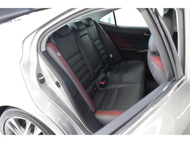 IS300h ワンオーナー車 サンルーフ 本革パワーシート メーカー装着ナビ ETC 純正アルミ(14枚目)