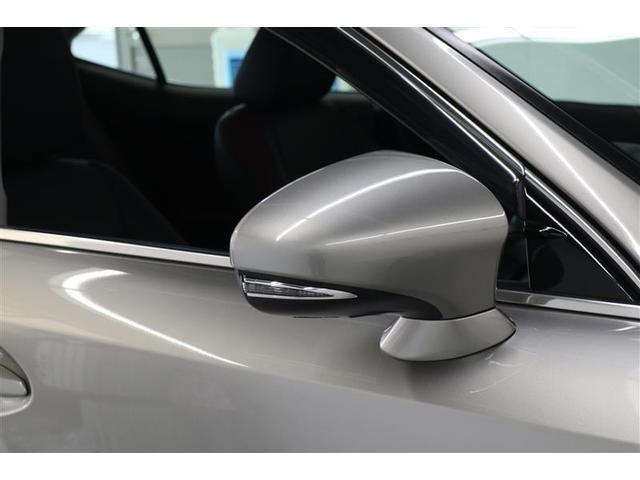 IS300h ワンオーナー車 サンルーフ 本革パワーシート メーカー装着ナビ ETC 純正アルミ(16枚目)