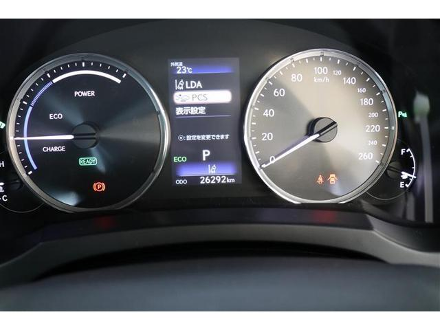 IS300h ワンオーナー車 サンルーフ 本革パワーシート メーカー装着ナビ ETC 純正アルミ(19枚目)
