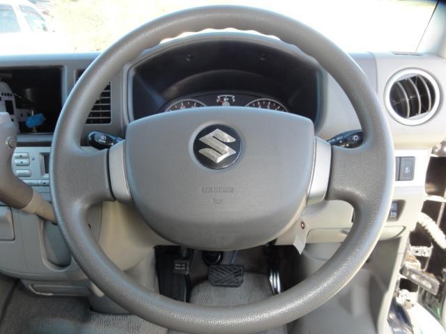 スズキ エブリイワゴン 4WD ターボ 両側パワースライドドア