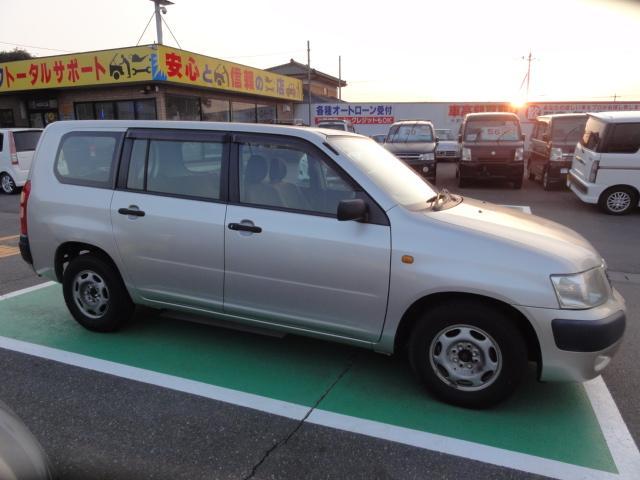 トヨタ サクシードバン ワンオーナー ETC