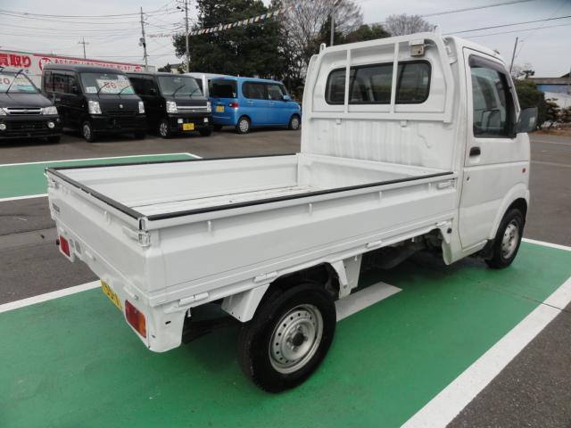マツダ スクラムトラック 4WD 5速マニュアル