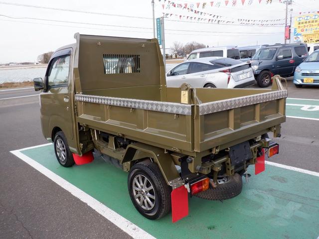 スタンダードSAIIIt 4WD ダンプ(4枚目)