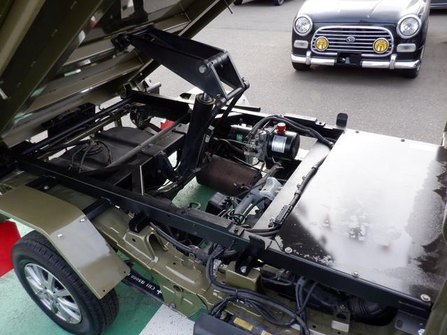 スタンダードSAIIIt 4WD ダンプ(12枚目)