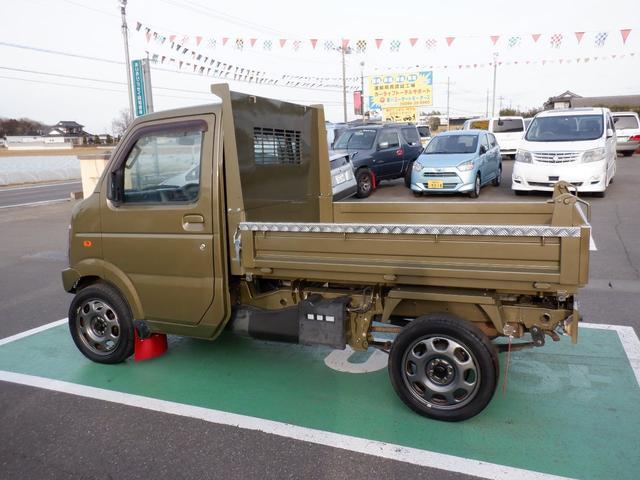 4WD ダンプ(3枚目)
