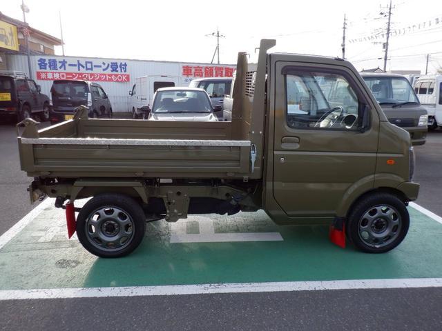 4WD ダンプ(7枚目)