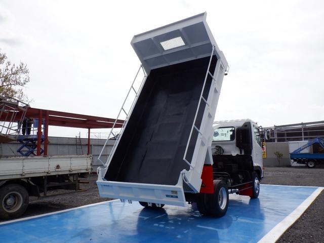 ダンプ 荷台鉄板  積載3.7t(11枚目)