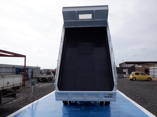 ダンプ 荷台鉄板  積載3.7t(12枚目)