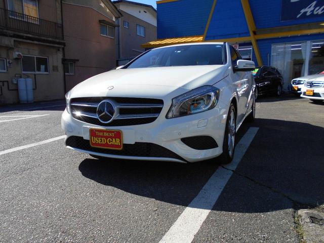 「メルセデスベンツ」「Mクラス」「コンパクトカー」「群馬県」の中古車2