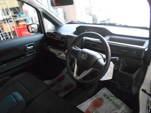 ハイブリッドX ワンオーナー 禁煙車 デュアルセンサーブレーキサポート LEDヘッドライト LEDフォグ ベンチシート スマートキー スペアキー プッシュスタート シートヒーター フルフラット アルミホイール(10枚目)