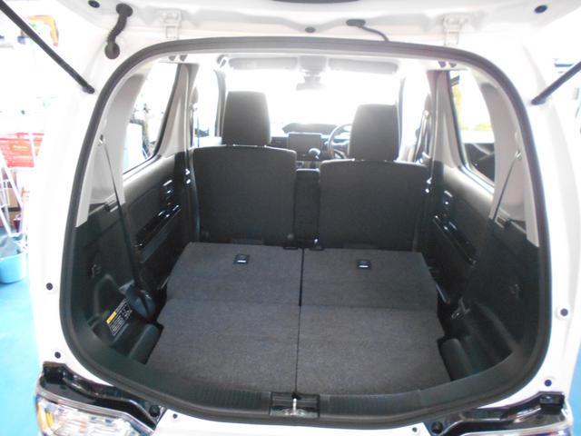 ハイブリッドX ワンオーナー 禁煙車 デュアルセンサーブレーキサポート LEDヘッドライト LEDフォグ ベンチシート スマートキー スペアキー プッシュスタート シートヒーター フルフラット アルミホイール(14枚目)