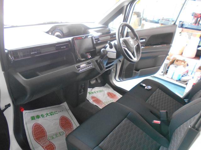 ハイブリッドX ワンオーナー 禁煙車 デュアルセンサーブレーキサポート LEDヘッドライト LEDフォグ ベンチシート スマートキー スペアキー プッシュスタート シートヒーター フルフラット アルミホイール(15枚目)