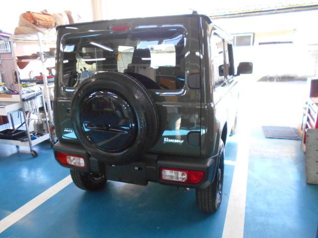 XL 令和3年登録 走行1.460キロ ワンオーナー 禁煙車 オートマチック 4WD フォグランプ シートヒーター ガラススモーク スマートキー プッシュスタート(3枚目)