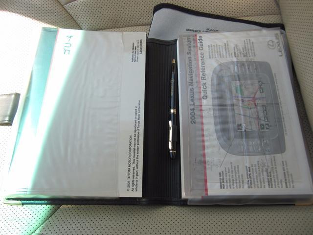 レクサス レクサス LS430 ベースグレード サンルーフ 革シート タイミングベルト済