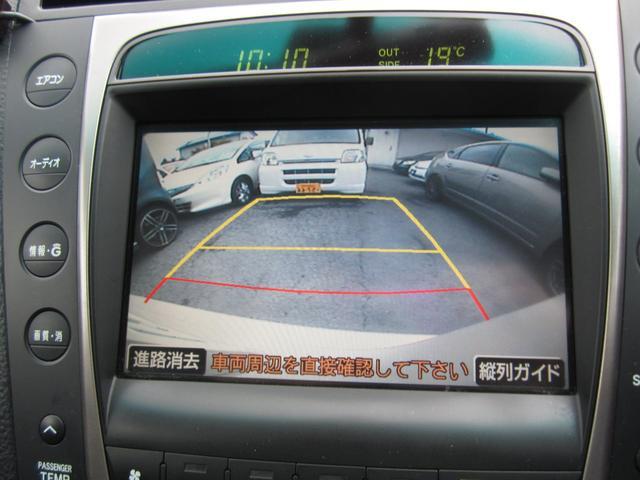 GS350ローダウン純正HDDナビ付(19枚目)