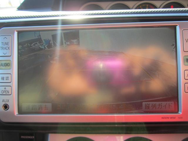 ワンオーナー車 社外17インチアルミ 純正DVDナビ(12枚目)