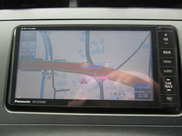 S ワンオーナー ストラーダSDナビ ETC(12枚目)