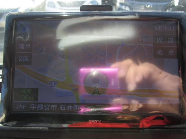 4WDオートマ車 ポータブルナビ付(15枚目)