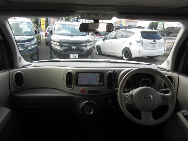 15G TENI車高調ガラスルーフ禁煙車15インチアルミフロントリップシートカバー純正HDDナビ地デジ フルセグ(12枚目)