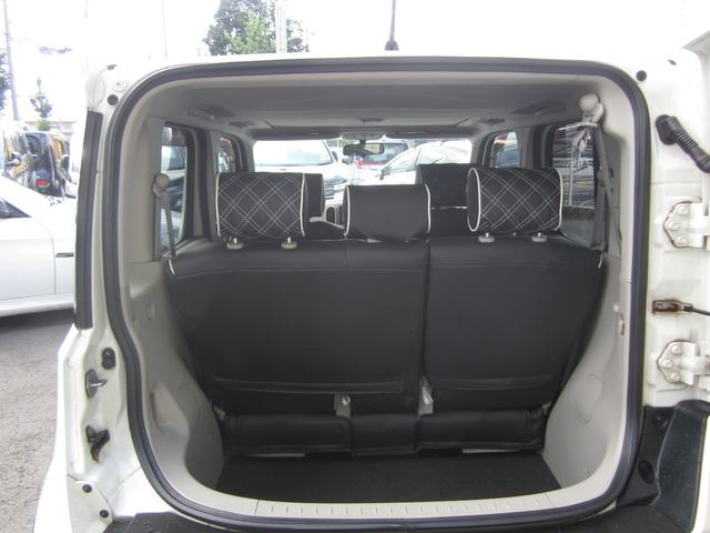 15G TENI車高調ガラスルーフ禁煙車15インチアルミフロントリップシートカバー純正HDDナビ地デジ フルセグ(16枚目)