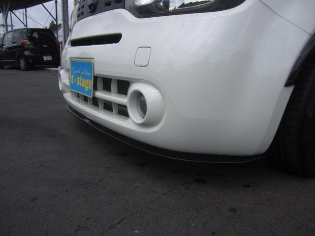 15G TENI車高調ガラスルーフ禁煙車15インチアルミフロントリップシートカバー純正HDDナビ地デジ フルセグ(18枚目)