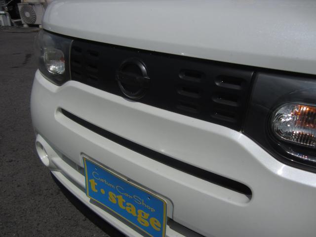 15G TENI車高調ガラスルーフ禁煙車15インチアルミフロントリップシートカバー純正HDDナビ地デジ フルセグ(20枚目)