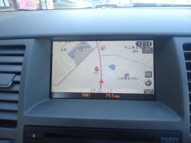 日産 ティーダ 15M ユーザー様買取直販車 純正HDDナビBモニター