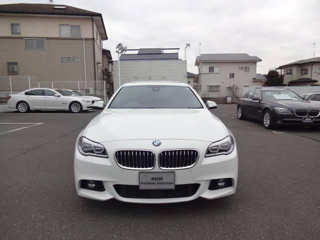 BMW BMW 528i Mスポーツ LEDヘッドライト レザー サンルーフ