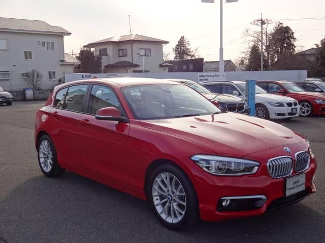 BMW BMW 118i ファッショニスタ ACC 限定車