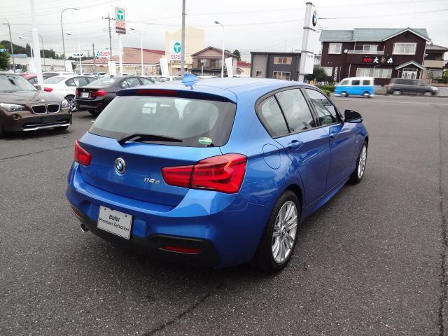 BMW BMW 118d Mスポーツ