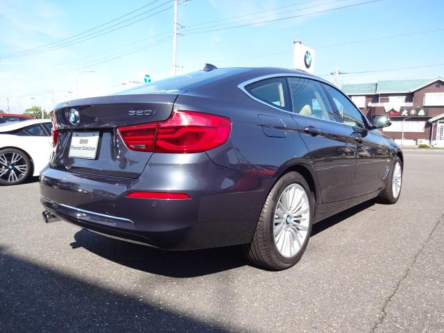 BMW BMW 320iグランツーリスモ ラグジュアリー 純正ナビ Bカメラ