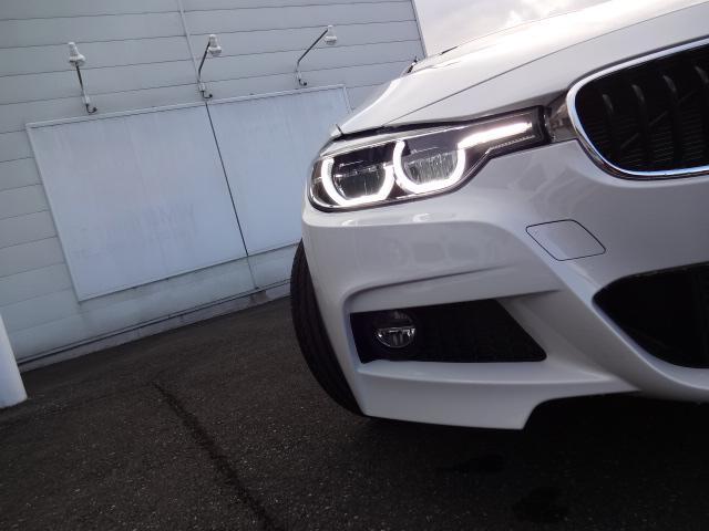 BMW BMW 320d Mスポーツ 純正HDDナビ ACC Bカメラ