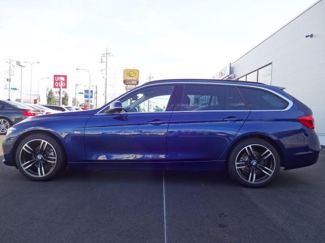 BMW BMW 320dツーリング ラグジュアリー ACC バックカメラ