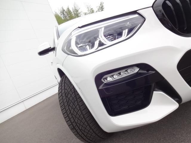 xDrive 20d Mスポーツ 2Lディーゼルターボ xDrive(4WD)純正オプション20インチアルミホイール パドルシフト ハイラインパッケージ レザーシート シートヒーター 電動シート ACC 電動テールゲート(2枚目)
