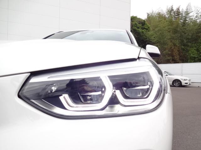 xDrive 20d Mスポーツ 2Lディーゼルターボ xDrive(4WD)純正オプション20インチアルミホイール パドルシフト ハイラインパッケージ レザーシート シートヒーター 電動シート ACC 電動テールゲート(4枚目)